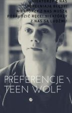 Preferencje | Teen wolf by AndreaxBond0