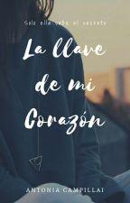 La llave de mi corazón by Antonia_Campillai