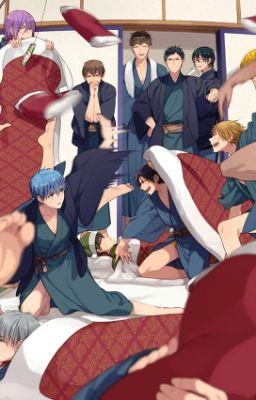 [Series Kuroko no basuke, One Piece, Naruto] Yêu, cưới, rồi mệt!