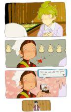 Pokemon Yaoi by -PanicAtTheBrendan-