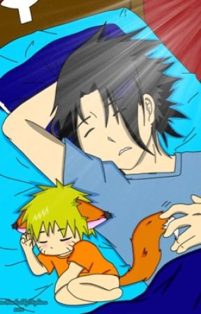 Sasuke's Little Toy  (Sasuke x Neko Naruto) by Time2Live101