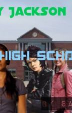 Percy Jackson : High School by Sanboss