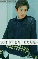 Asisten Dosen by chacasu_