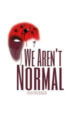 We Aren't Normal ✫ vmin   yoonkook by nisrocesta