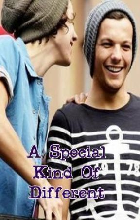 A Special Kind Of Different (Sequel to ADKOS) - Larry/Niam Kitten!Harry by CuddleMeLarry