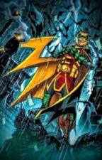 Damian Wayne by DamianWayneDEMON