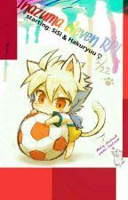 Inazuma Eleven RP Book! by SisiLovesU