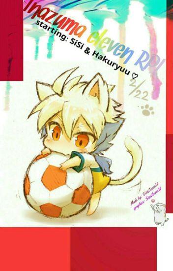 Inazuma Eleven RP Book!