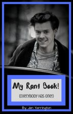 My Rant Book by JenYarrington