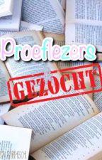 Proeflezers gezocht?!  by SamF1301