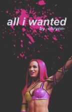 All I Wanted || SB & RR by elvxra