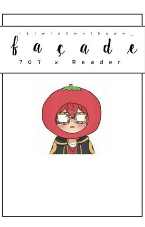 Façade || (707 x Female!Reader) [DISCONTINUED] - 『14』The 'Double