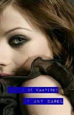 Escola de vampiros by AnyCarol
