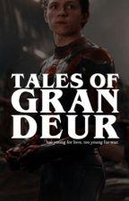 TALES OF GRANDEUR. ( peter parker ) by olympians-