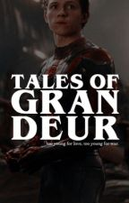 tales of grandeur.    ( peter parker ) by olympians-