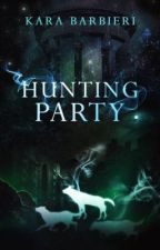 Hunting Party (PERMAFROST #3) by Pandean