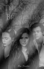 Los hermanos Styles  by Paobenitez2503