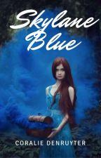 Skyline Blue by CoralieDenruyter