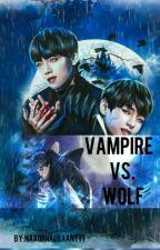 VAMPIRE vs. WOLF by naagiinalbaantt1