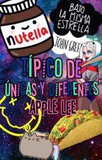 """Típico de """"Únicas y Diferentes"""" [[PAUSADA TEMPORALMENTE]] by ItsAppleLee"""
