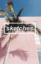 sketches ↠ w.t by sexualtucker