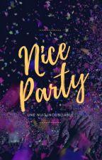 Nice party ⭐ by Leapandaaaaa