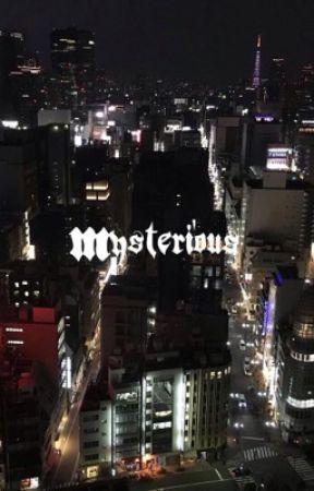 Mr.Mysterious ❮H2OVanoss❯ by -GayUnicorns-