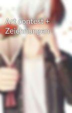 Art contest + Zeichnungen by LauraGemini