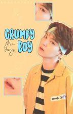 Grumpy boy (Yoongi) ✓ by bonhomia22