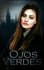 Ojos Verdes • Harry Potter • Actualizaciones Lentas • by HxrryPxttxr