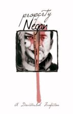 Property of Negan by DisasterInk