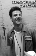 grant gustin imagines by vaporhxrt