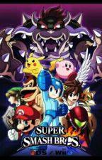 super smash bros RP by Meganyokai