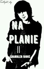 Na planie || Chandler Riggs by _Nightmare_sky_
