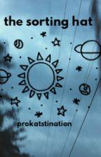 The Sorting Hat // Phan AU by prokatstination