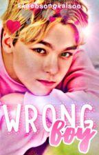 wrong boy ➳ hansol/vernon by kkaebsongkaisoo