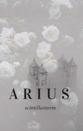 Arius - discontinued by GraycieBee