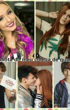 O Idiota Do Meu Colega De Quarto♡ by miaderi262