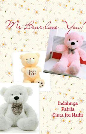 MR Bear Love You !  by zahrahzabidi