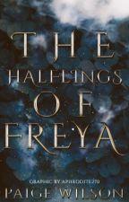 The Halflings of Freya by BasicNerdLife