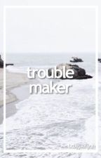 trouble maker - mark lee by bcbyjaehyun