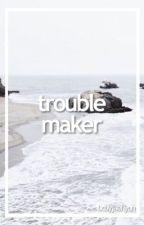 trouble maker - mark lee by bcbyjaehyun