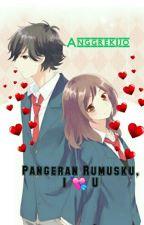 Pangeran Rumusku, I Love U by AnggrekIjo