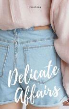 Delicate Affairs   YoonMinSeok by _baepseok