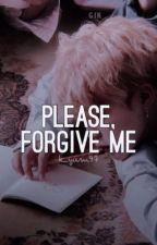 Please forgive me   yoonmin. by yxgbxm