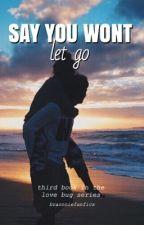Say You Won't Let Go  by brannniefanfics