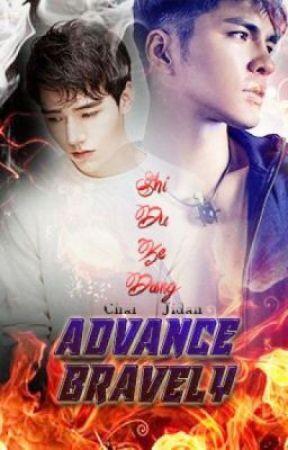 Advanced Bravery (em português) by LenaJaeger