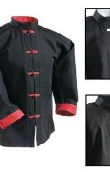 Ronish Baxter - Kungfu Uniforms