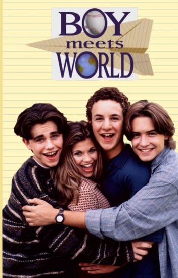 Boy Meets World--Shawn Hunter X Reader
