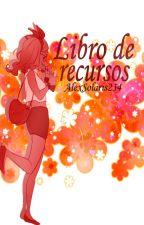 Libro de recursos. by AlexSolaris234